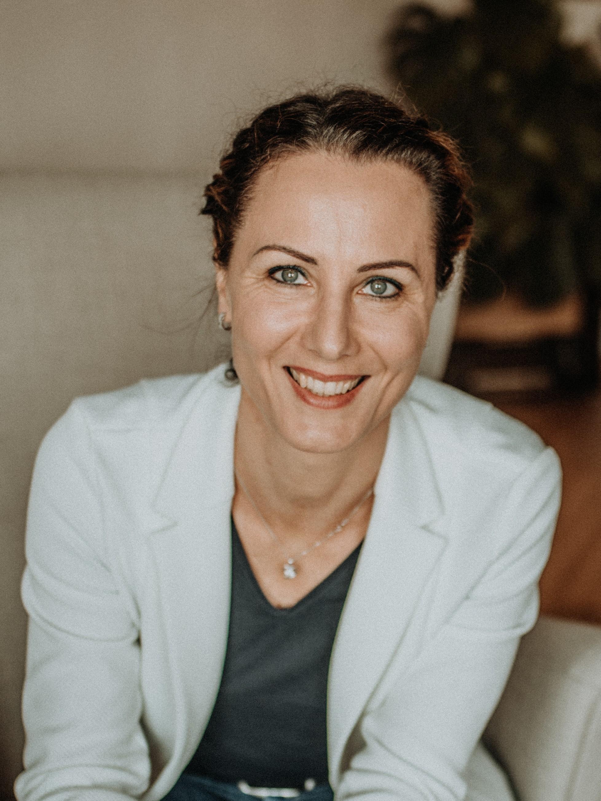 Martina Siebenhaar - Herzstahlen Akademie - Profilbild